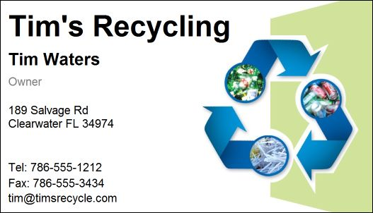 Business card designer plus sample business cards sample recycling business card software template colourmoves