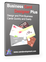 Business Card Designer Plus Box